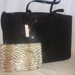 NEW Victoria's Secret Tote & Accessory Bag